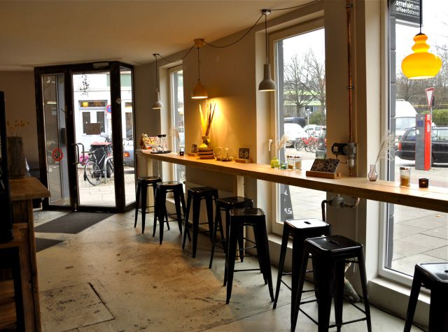 Cafe Urbanstrasse Berlin