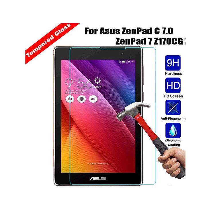 Folie de sticla pentru tableta ASUS ZenPad C 7.0 Z170C Z170CG Z170MG http://www.tableta-android.ro/folie-de-sticla-pentru-tableta-asus-zenpad-c-70-z170c-z170cg-z170mg