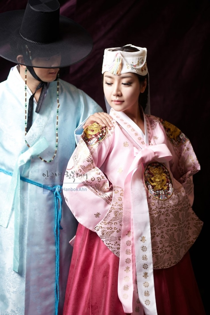 Traditional Dress Hanbok(한복) / South Korea