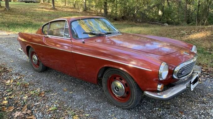 1969 P1800 Project In Strasburg Va Strasburg Craigslist Cars Car Features