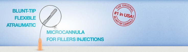 BLUNT TIP MICROCANNULA FOR DERMAL FILLERS INJECTIONS! The new way to inject filler! Must read.