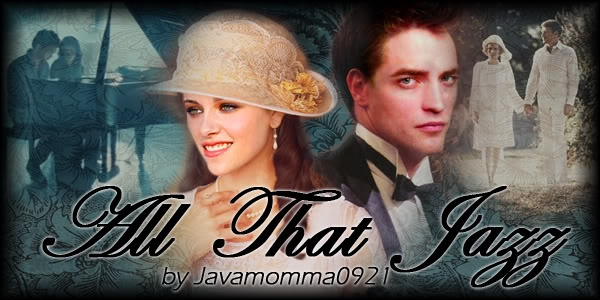 All That Jazz by javamomma0921 (Romance/Angst) - Set in 1919. Meet orphan sisters, Bella and Alice Swan, as they journey to Chicago to meet their Aunt Esme, brazen, disowned sister of their mother. Join Bella as she learns the true meaning of marriage and love.  A shy Bella is tutored by and then courted by a swoony Edward in this historical romance... I couldn't put this fic down it's so great!