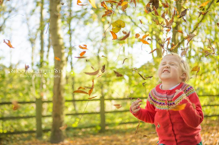 Autumnal Family Photography in Surrey