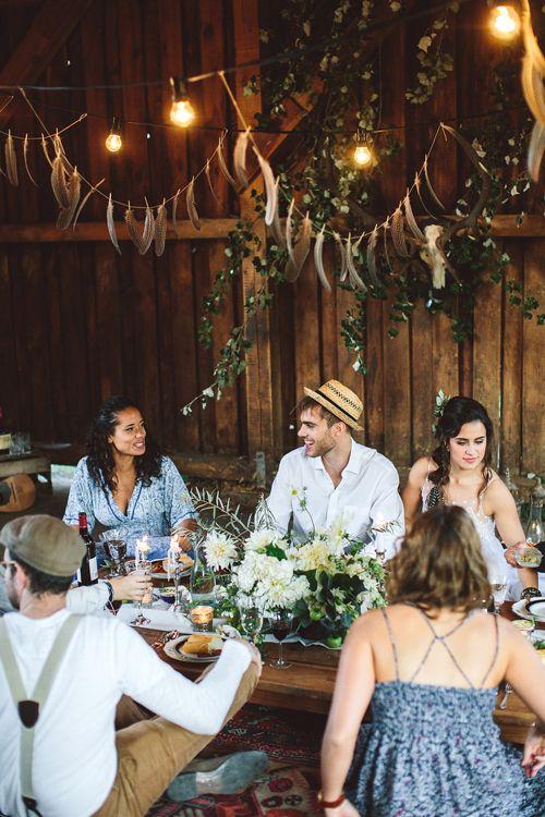 Genau so würde ich glatt noch mal heiraten: Eine Hochzeit im Gypsy Style mit vielen kreativen Ideen vom irre talentierten Love-Circus-Bash-Team aus Berlin.