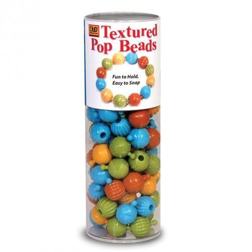 Textured Pop Beads - Fidgets - Calm & Focus