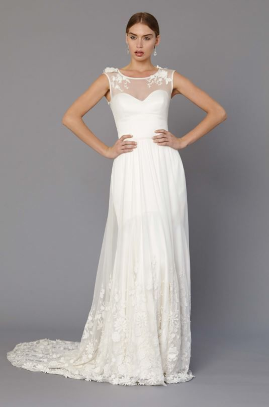 Mariana Hardwick Heidi Available exclusively at Penrith Bridal Centre