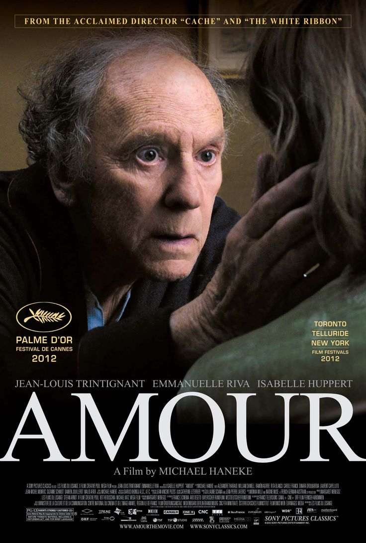 Amour directed by michael haneke french movies film