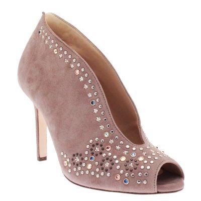 Beautiful rhinestones shoe