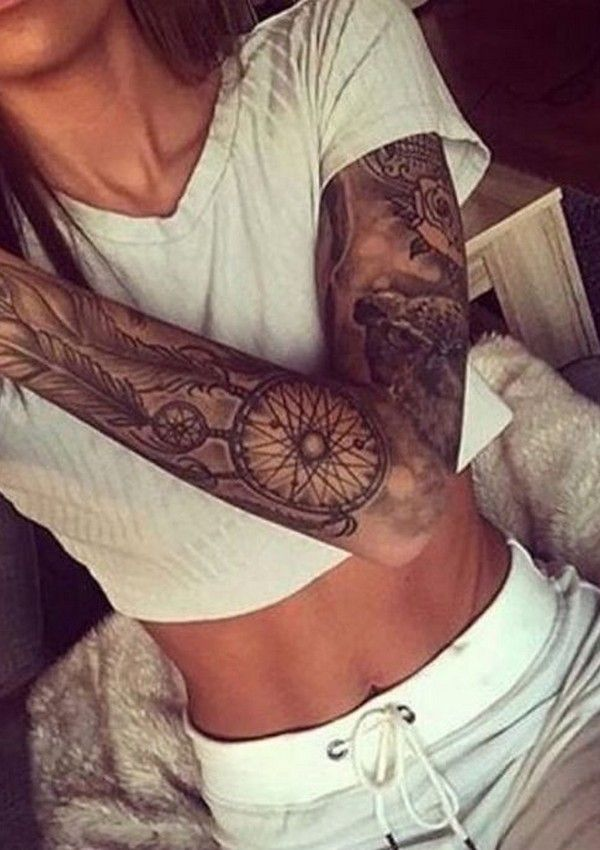 Mesmerizing Sleeve Tattoos For Women Tips And Ideas Sleeve Tattoos For Women Tattoos Sleeve Tattoos