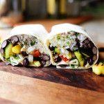 Grilled Veggie Burritos | The Pioneer Woman Cooks | Ree Drummond