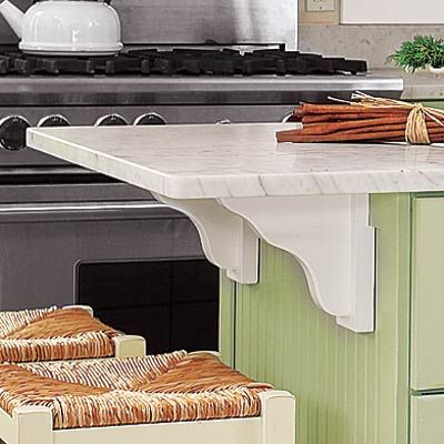 26 Low Cost High Style Kitchen Upgrades Shelves