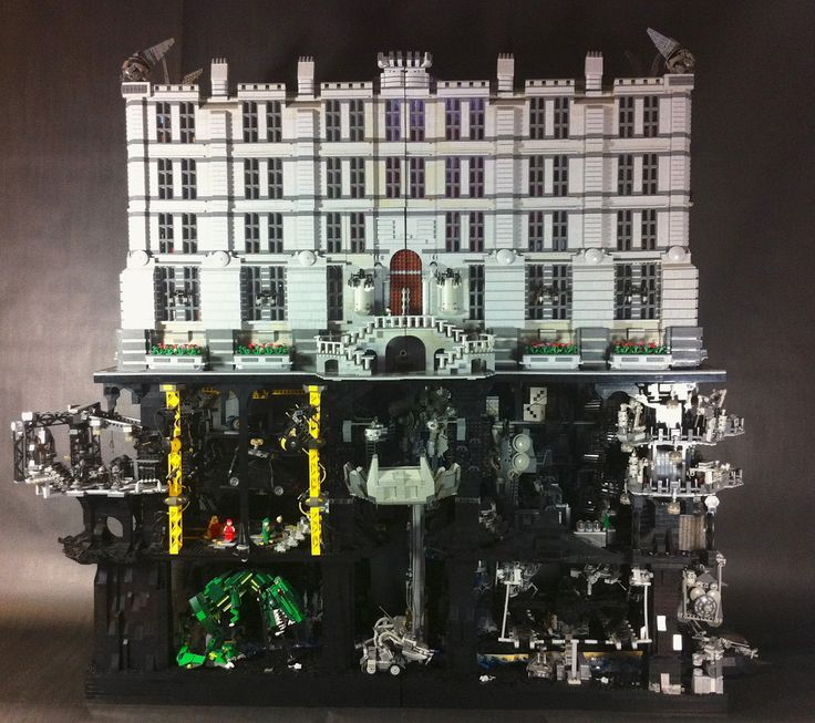 Best LEGO Buildings Images On Pinterest Ideas Architecture - 15 awesome movie scenes recreated with lego