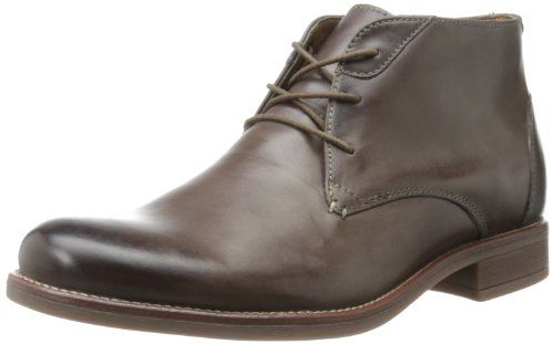 Bostonian Men's Barbour Boot,Brown Leather,9.5 M US - http://authenticboots.com/bostonian-mens-barbour-bootbrown-leather9-5-m-us/