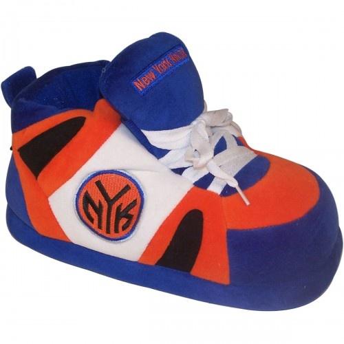 slippers: Comfy Feet Comfy Feet NBA Sneaker Boot Slippers - New York Knicks,  New York Knicks, Small (Mens 4 - 5 -