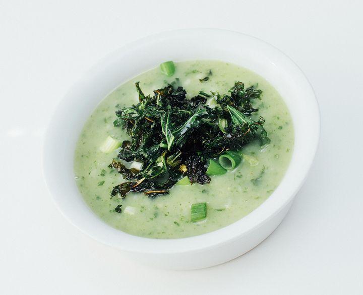 Grønnkålsuppe - Vegetarbloggen