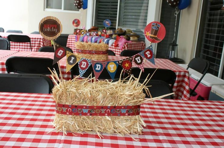 Western Party ideas!