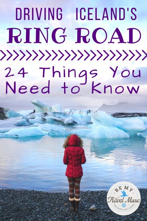 24 quick and easy tips to make driving Iceland's Ring Road simple, easy, and enjoyable. Learn all the things that you need to know before you go! Read more at https://www.bemytravelmuse.com/iceland-ring-road-camping/