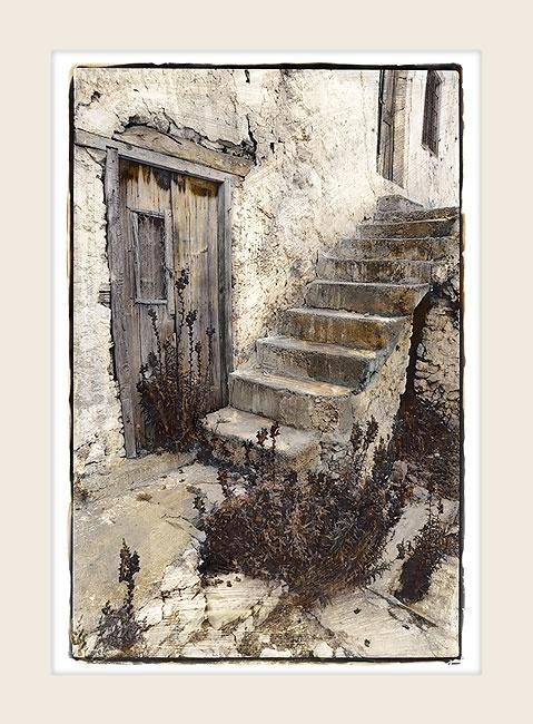 Downstairs Door - Marlene Neumann