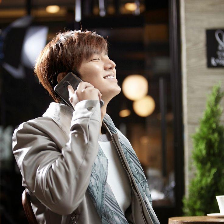 Lee Min Ho, LG.