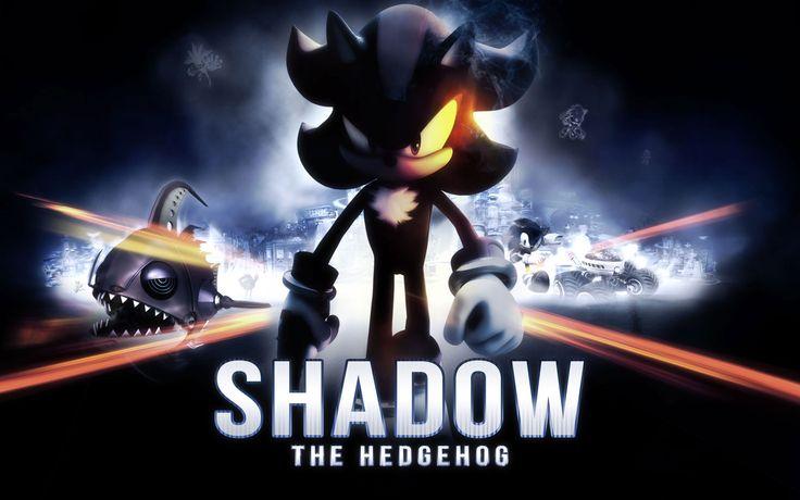 Sonic The Shadow Hedgehog Battle Field HD Wallpapers in HD