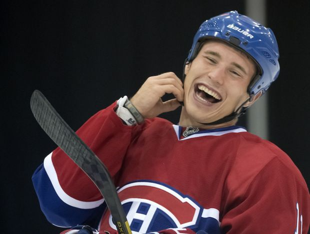 Brendan Gallagher • Montreal Canadiens ( My all time favourite Vancouver Giant )