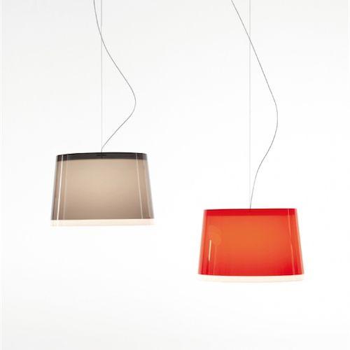 International Furniture - L001S/BB. moffice.dk. #design #belysning #kontor #pendel  #indretning #lampe #rød