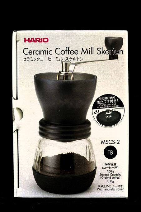 Macinino manuale da Caffè Hario Skerton / Hario Skerton manual Coffee Grinder