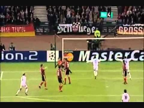 Zidane: Real Madrid - Bayer Leverkusen (2002)