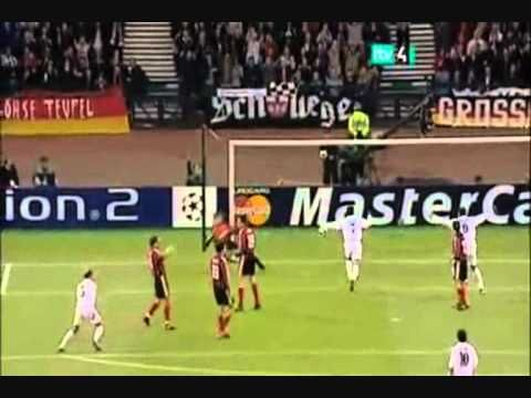 Zidane Volley vs Bayer Leverkusen Champions League Final 2002