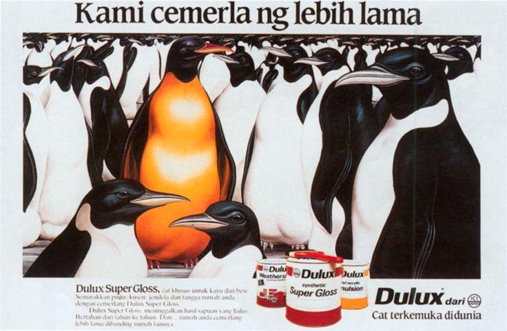 Read more: https://www.luerzersarchive.com/en/magazine/print-detail/dulux-13400.html Dulux We stay bright longer. Claim: Dulux Weathershield. The only paint that protects exteriors. Tags: Dulux,Triharto Priprasetyo,Inge Maskun,Stan Lee,Lowe, Jakarta