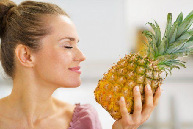 El anana o piña además de ser riquísima es un diurético natural que te  nutrirá con minerales como elhierro, el magnesio, el yodo, el zinc o el  ...