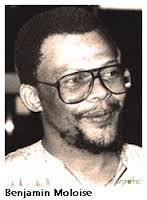 View the tribute page of Benjamin Moloise, on Remembered.co.za
