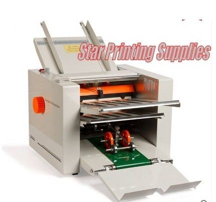 1023.75$  Buy now - http://aliy95.worldwells.pw/go.php?t=32746186480 - Automatic paper folding machine max for A3+ size paper