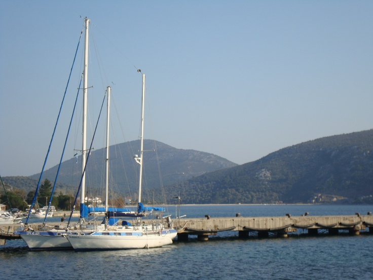 Porto Koufo,Halkidiki,Greece