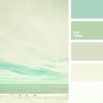 The combination of soft turquoise with a soft emerald green and light gray is filled with amazing harmony. Blotches of soft pink and white complete the palette with a barely audible chord. Nature expressed a state of complete rest by such a calm muted tones. The interior of a bathroom, bedroom or kitchen such an alliance of colors will create tranquility and serenity. | Color Palette | Commercial Real Estate | Residential Real Estate | Usaj Realty
