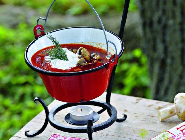 Egy finom Bakonyi betyárleves bográcsban ebédre vagy vacsorára? Bakonyi betyárleves bográcsban Receptek a Mindmegette.hu Recept gyűjteményében!
