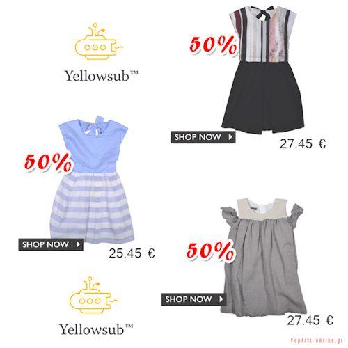 💥YellowSub SALES 50% !!!🔥Τα τελευταία νούμερα είναι...  www.vaptisi-online.gr
