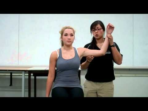 Allen's Test- thoracic outlet syndrome
