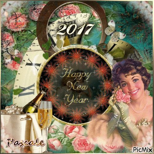 Happy new year 2017 2