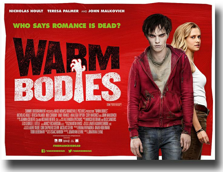 Warm Bodies Poster – Romance Is Dead Wide - Movie Promo Poster - Available for sale at ConcertPoster.org full link below