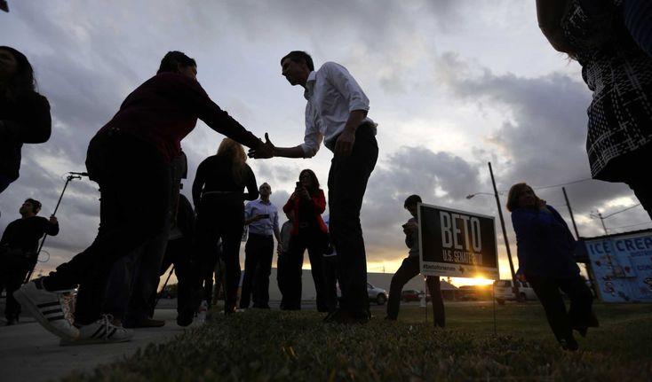 #Texas #Dem risks rising-star status in long-shot #race...