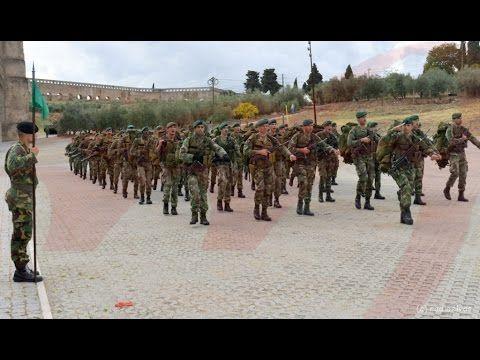 Elvas - Desfile Militar Dia do Exército 23 Outubro 2016 - YouTube