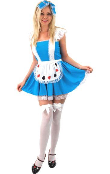 Alice Costume | Jokers Masquerade