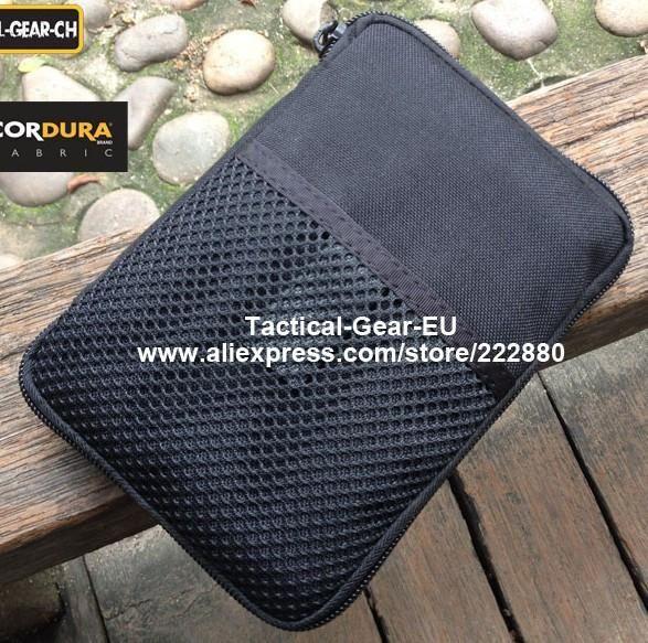 Military Wallet Bag MOLLE E.D.C Combat Waist Bag Map Travel Notebook Organizer Assault Pocket Organizer Military Waist Pack