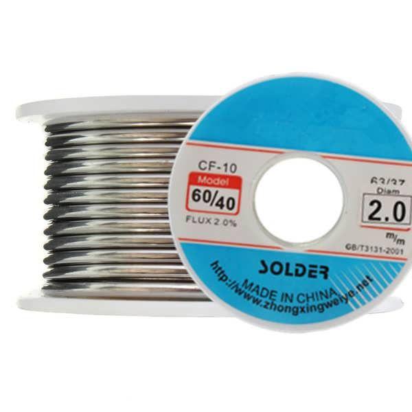 Description 100g 2mm Diameter Tin Lead Rosin Core Solder Soldering Wire Cable Reel Well Weldi Cheap Birthday Gifts Online Birthday Gifts Cable Reel