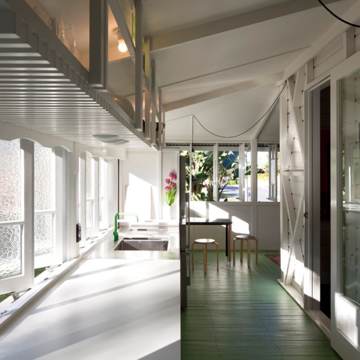 After spending a few decades opening up spaces in homes, Brisbane architect Stuart Vokes wants to bring back 'the room'. Janne Ryan finds our why he thinks open living spaces have failed.