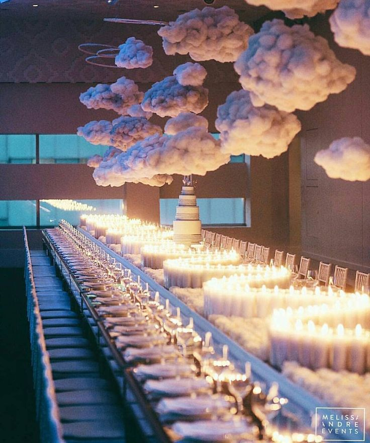 On Cloud 9 AhoufeInspired Melissaandre Photography Arthausfoto AhoufeBridal Event Inspo