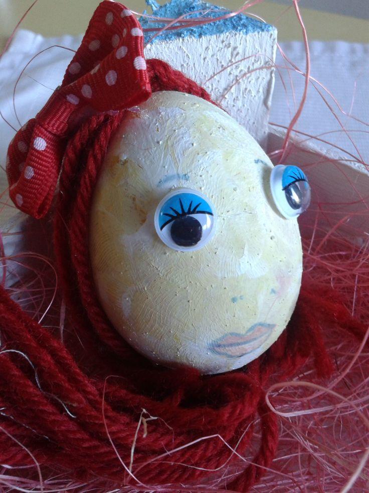 Uova La Signora in rosso