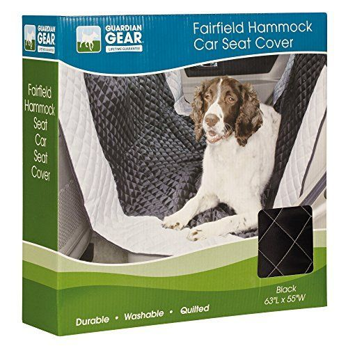 Guardian Gear Fairfield Hammock Car Seat Covers  Classic Quilted Car Seat Covers for Dogs Black https://dogcratereview.info/guardian-gear-fairfield-hammock-car-seat-covers-classic-quilted-car-seat-covers-for-dogs-black/ http://www.relaxingdoggy.com/product-category/car-accessories/vehicle-ramps/