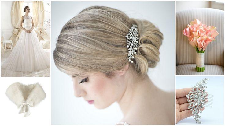 calla flower bridal inspiration